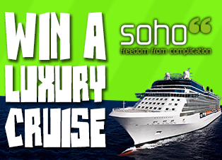 Win a Cruise with Pebbletree
